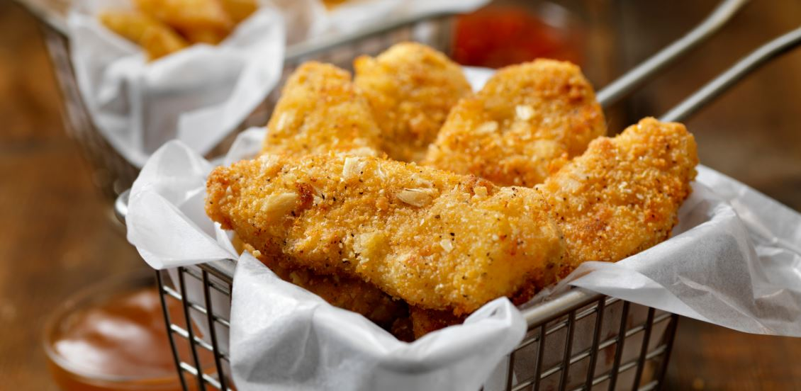 chicken strips plant-based meat glanbia nutritionals