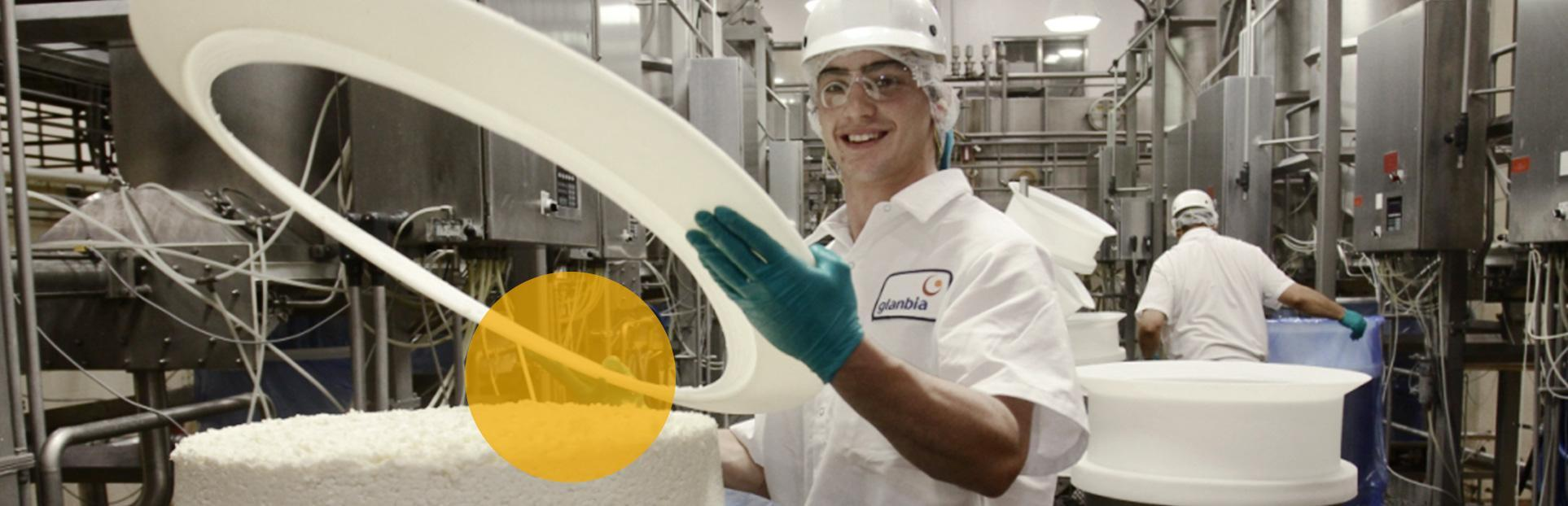 Glanbia Nutritionals Supply Chain