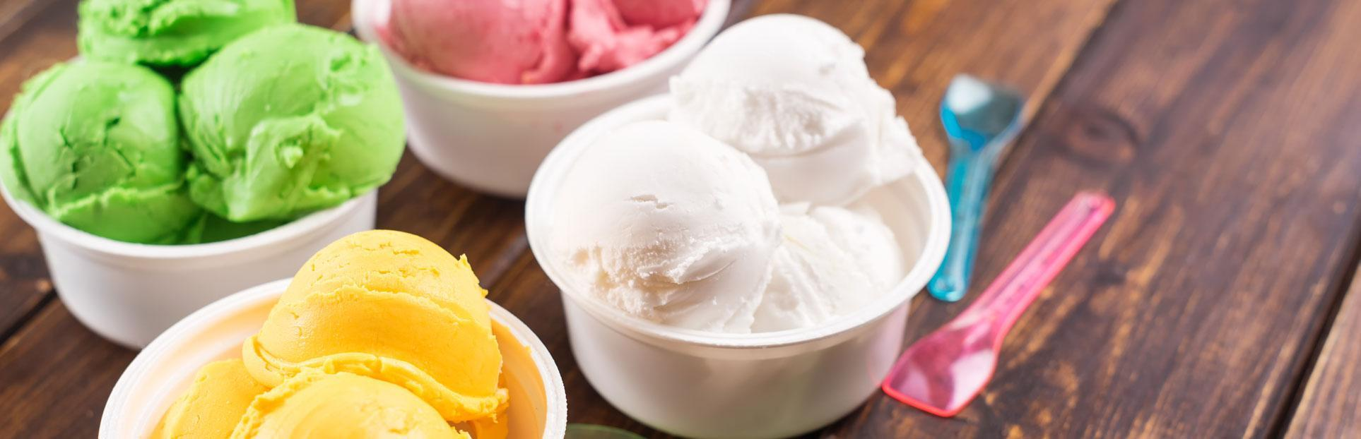 Ice Cream dairy flavorings